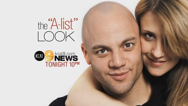 Tonight On KCAL9 News At 10PM: The A-List Look