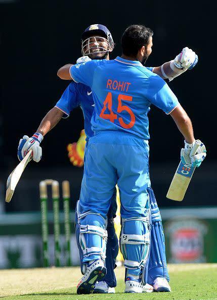 Australia v India - Game 2