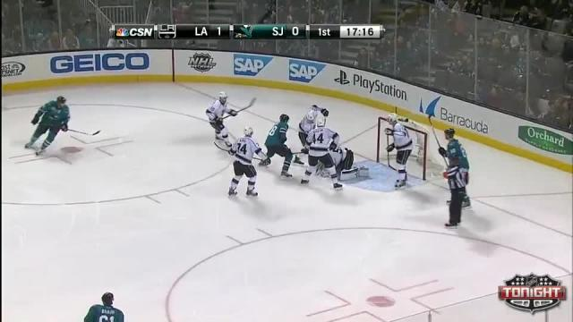 Los Angeles Kings at San Jose Sharks - 11/27/2013
