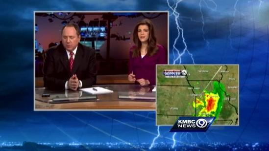 WFAA reporter talks about scene in West, Texas
