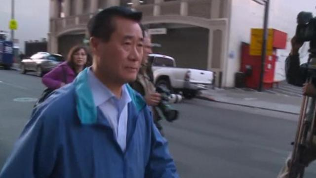 Leland Yee indicted for gun-running