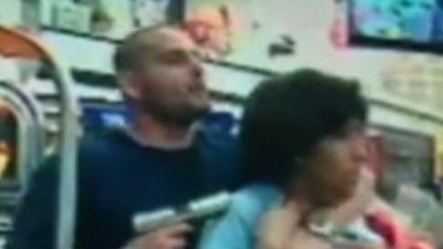 Raw: Fla. Armed Robbery That Led to Manhunt