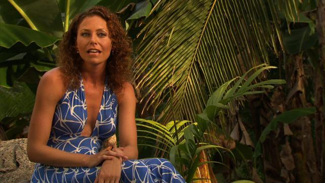 Survivor: Caramoan -  Corinne The Day After