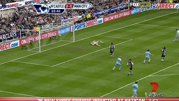 Man City in top form