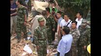 Chinese Premier visits deadly earthquake's epicentre
