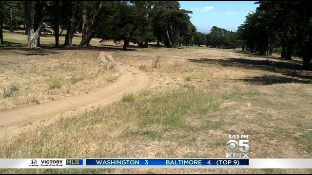 San Francisco's Gleneagles Course Hopes To Stay Open Amid Drought