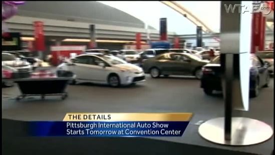 Preview: Pittsburgh International Auto Show