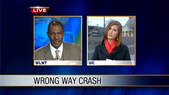 Wrong way crash victim was UC student, worked for Enquirer