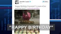Jennifer Lopez's Twins Turn 5: Her Sweetest Mommy Moments