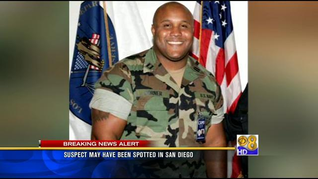 11AM UPDATE: Search for Christopher Dorner