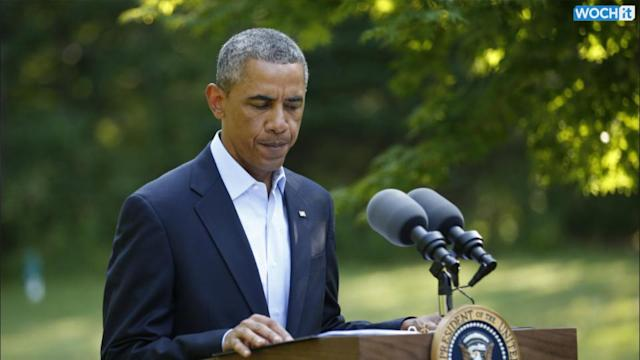 Obama Orders FBI And Justice Department To Probe Michael Brown Death