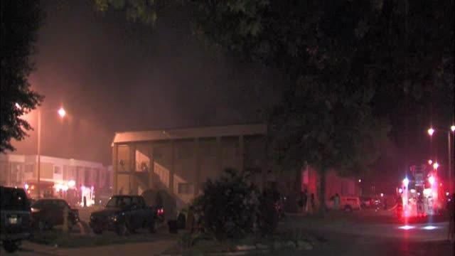 Tulsa firefighters save woman in early morning fire