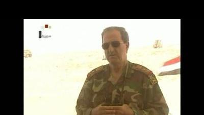 Syrian TV: Defence Minister dies in blast