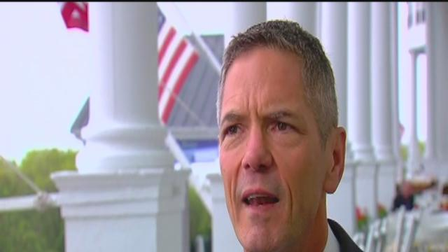 INTERVIEW: Mark Schauer announces he will run in race to be Michigan governor