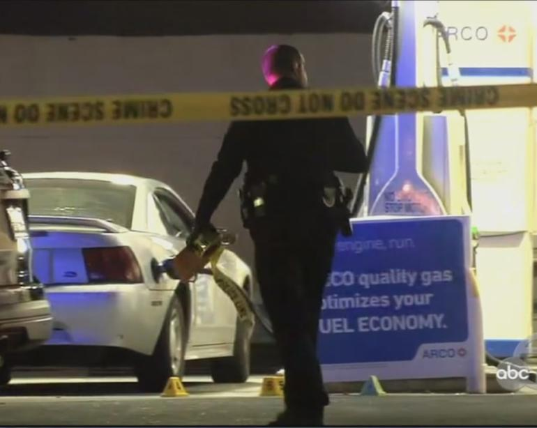 Near Gas Station >> Man Arrested After Deadly Shooting Near Gas Station In Fairfield