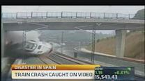 Deadly train disaster in Spain
