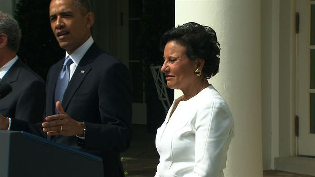Obama nominates Penny Pritzker as secretary of commerce