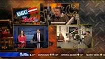 The DSC on News 8: The big game