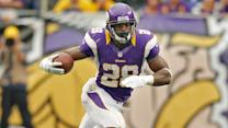 Adrian Peterson absence no surprise