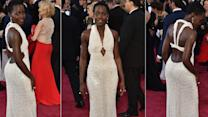 Lupita Nyong'o $150,000 Pearl Oscar Dress Missing
