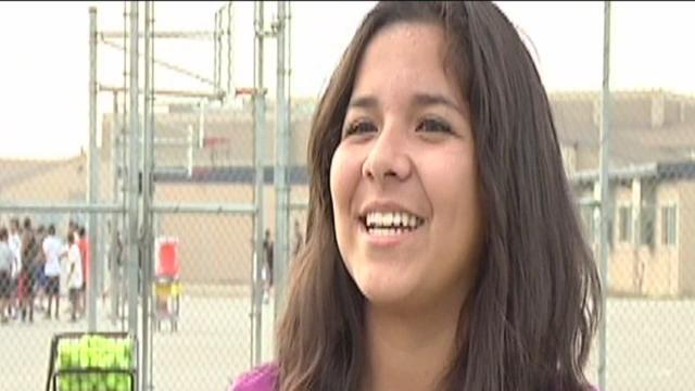 Female Athlete of the Week: Jackie Lopez