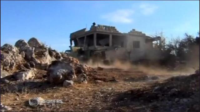 Agreement Ends Shelling Of Syrian Village