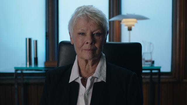 Judi Dench releases video as