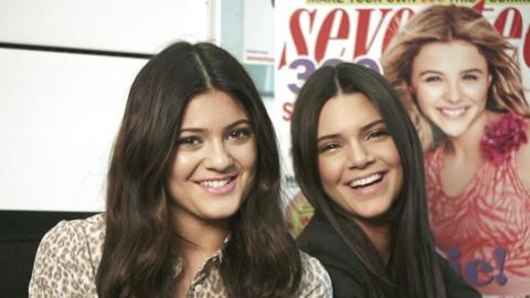 Kylie & Kendall's Twitterview