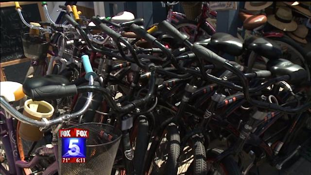 Police Crack Down On Bicycle Thefts
