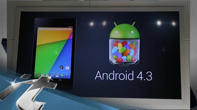 Google News Byte: Here Comes Android 4.3: Google's Newest OS Adds Big Boost to Graphics