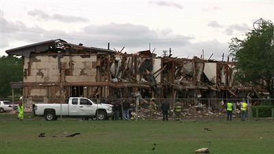 Fourteen Bodies Recovered From Texas Blast