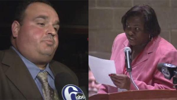 Acting superintendent accused in Coatesville texting scandal during meeting