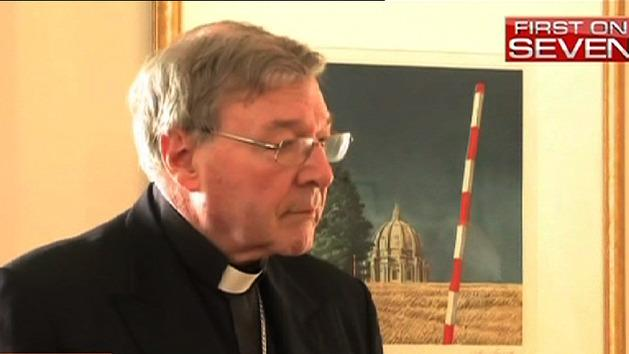 Cardinal Pell launches book
