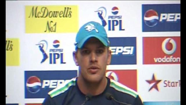 Pune Warriors pre-match press conference
