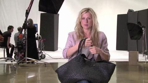 What's in Mamie Gummer's Bag?