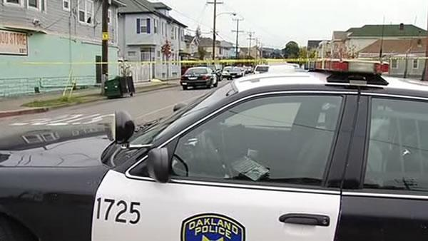 Four people killed in separate incidents in Oakland