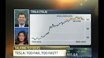 Use this 'bear trap' to make money on Tesla: Analyst