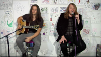 Caleb Johnson Exclusive Performance: Devil's Daughter