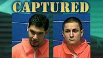 2 of 4 Escaped Convicts Captured in Oklahoma