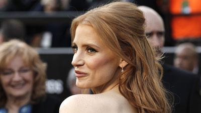 Chastain talks 'Zero Dark Thirty' Oscar buzz