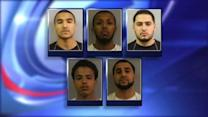 Arrests in revenge plot to get back stolen cell phones