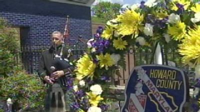 Howard County Honors Fallen Officers