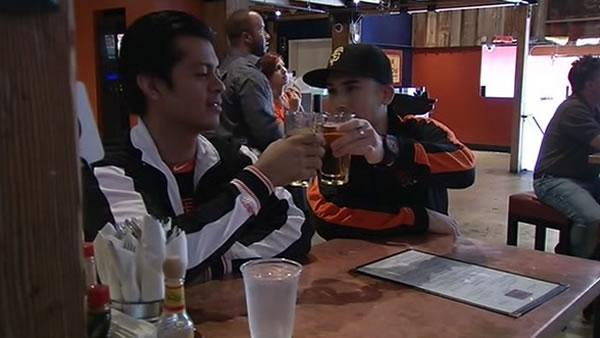 Giants fans believin' again after Game 4 win