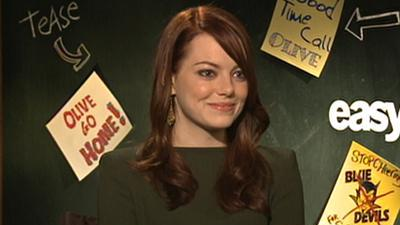 Emma Stone On 'Obsessing' Over Her Breakout Role In 'Easy A'
