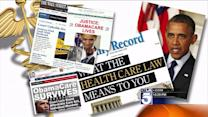 Top Questions About Obamacare Answered