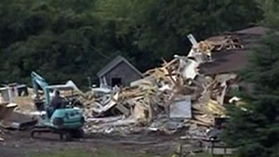 Tornadoes Kill Four in Central New York