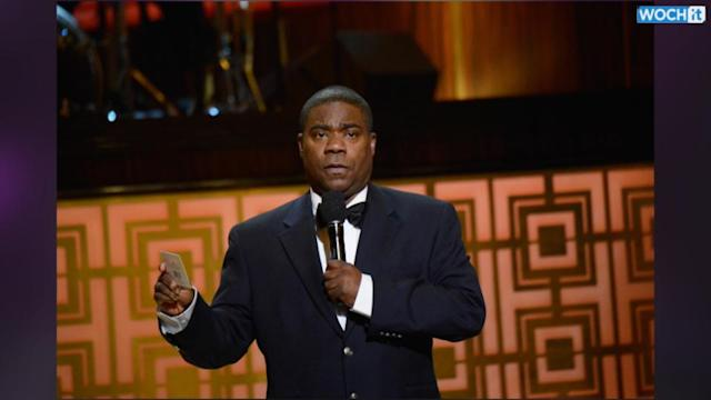 Tracy Morgan Still Critical After Crash; Trucker Freed