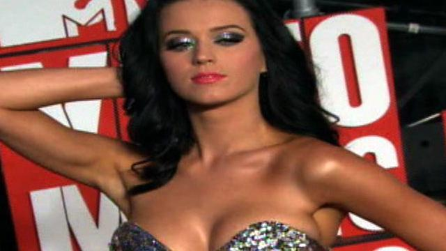 Katy Perry's sultry success