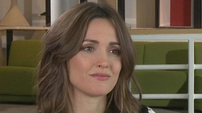 Rose Byrne Discusses 'The Internship'