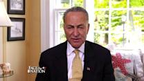 "Schumer: Obama made a ""very smart pivot"" in the war on terror"